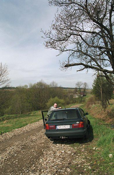 Lokalne drogi. Łemkowszczyzna.